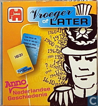 Vroeger of later 1