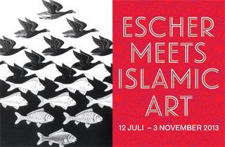 Afbeelding Escher en Islam Museum Het Paleis DH