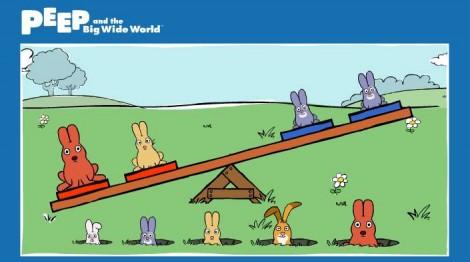 Bunny Balance