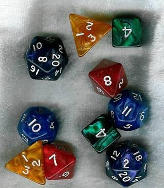 Het Tien-Tal-Tel spel