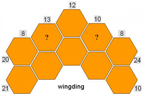 Kakuro en probleemoplossen 7